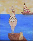 Oil Reprodution Painting