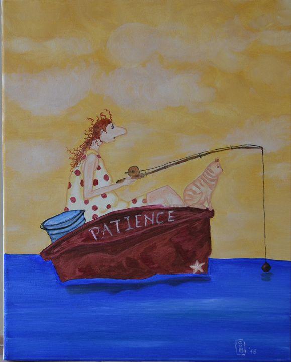 Patience - Simona Bidileci