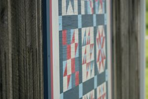 smoky Mountian barn quilt
