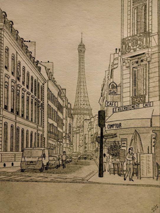 Paris - Rich Cass