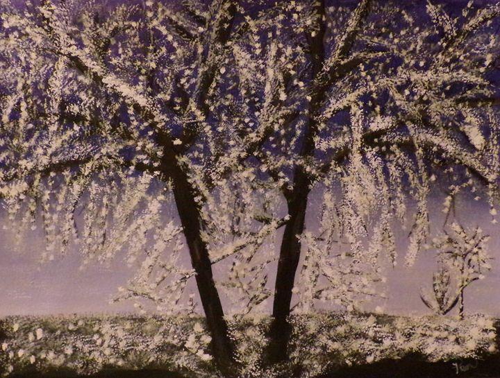 Amazing Lit Tree - Creative  DP Artworks