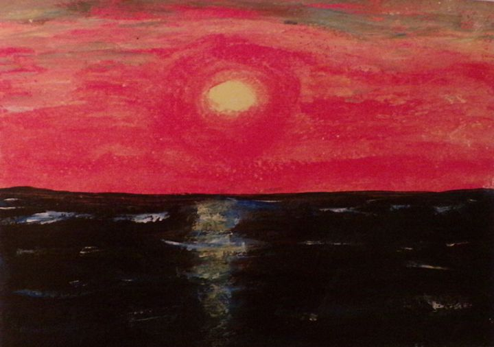 Reflections At Sea - Creative  DP Artworks