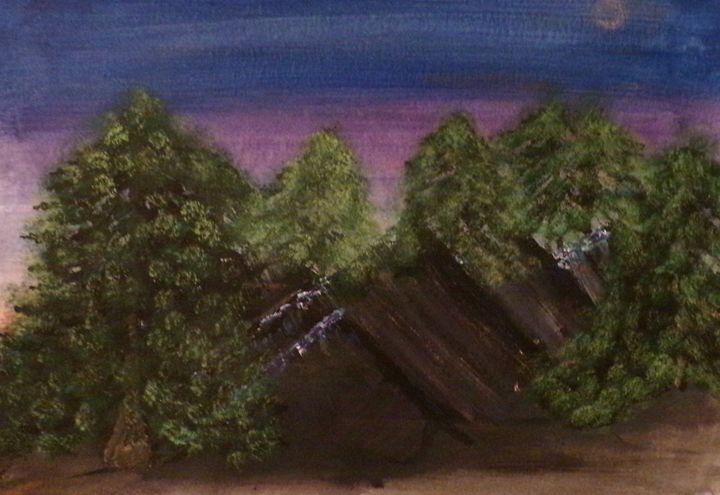 Wilderness Campout - Creative  DP Artworks