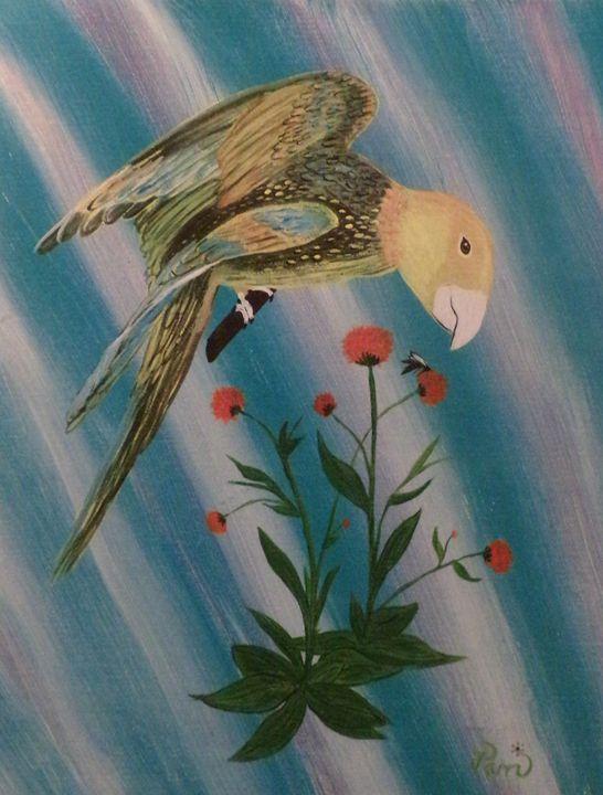Bird Needs A Snack - Creative  DP Artworks