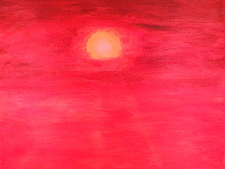 Blazing Sky - Creative  DP Artworks