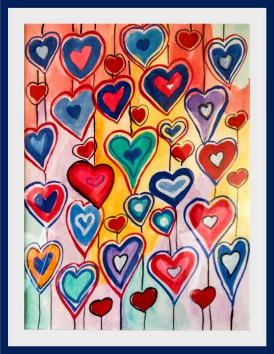Hearts - Lucy's Gallery