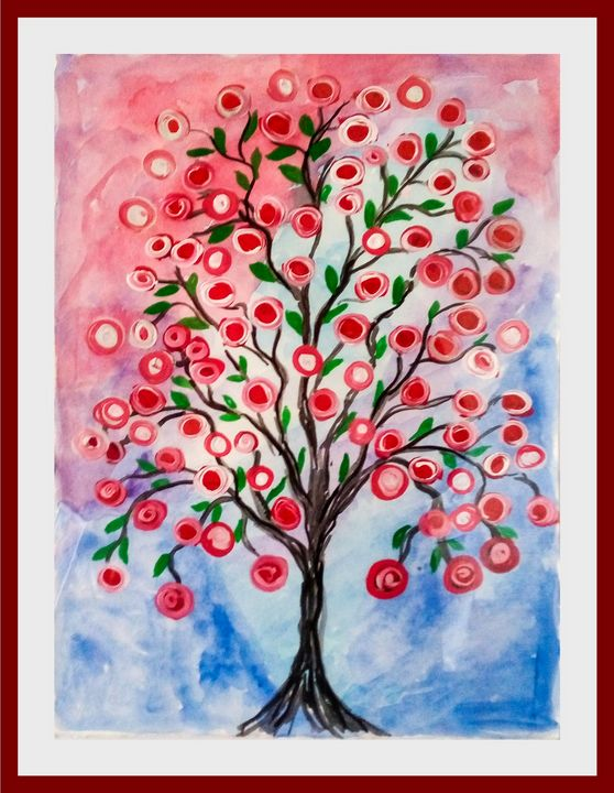 apple tree - Lucy's Gallery
