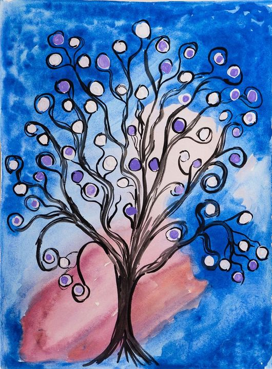 fairy tree - Lucy's Gallery