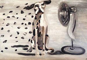 Dalmatian Ventilo - Kathleen Artist PRO