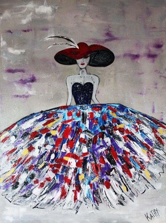 Fashion Modern Woman - Kathleen Artist PRO