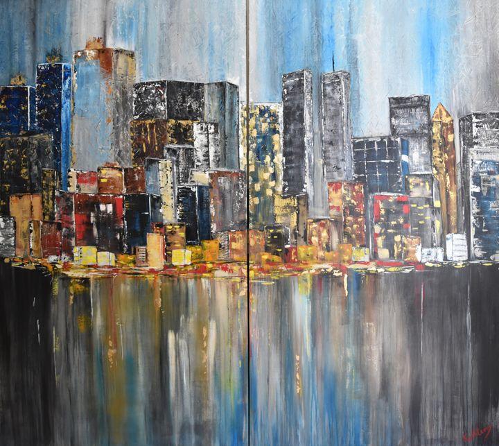 NEW-YORK CITY - Kathleen Artist PRO