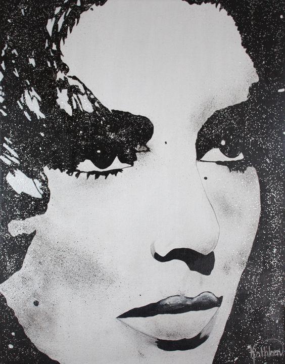 Elizabeth TAYLOR «Diamonds» - Kathleen Artist PRO