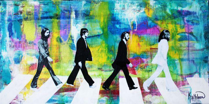 The Beatles Group - Kathleen Artist PRO