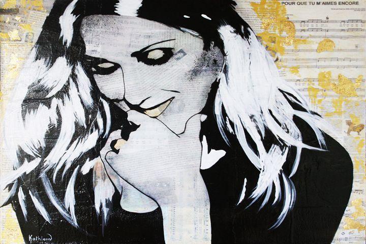 CELINE DION « Encore un soir » - Kathleen Artist PRO