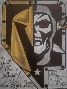 Las Vegas knights/Raiders