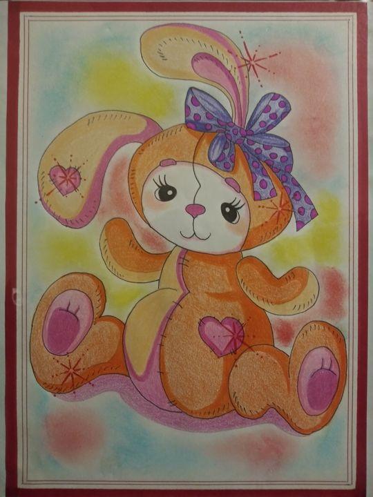 Love bunny - Art Magic