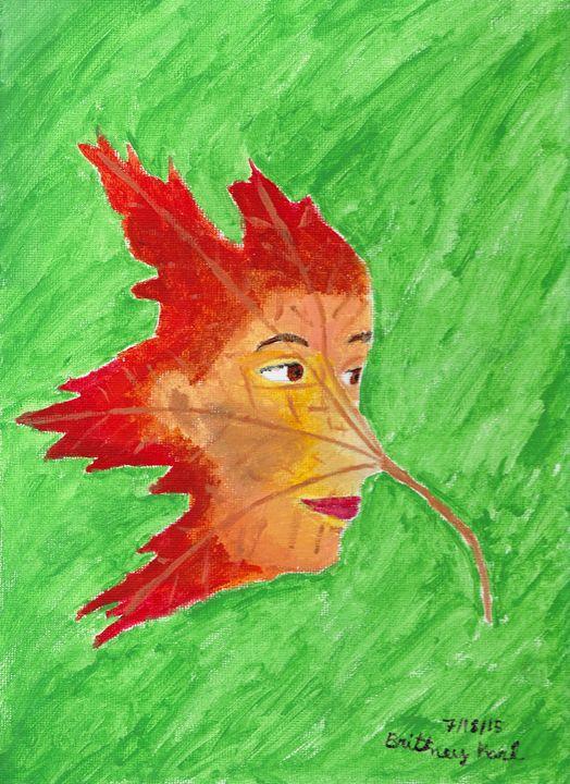 Autumn leaf - Karl art