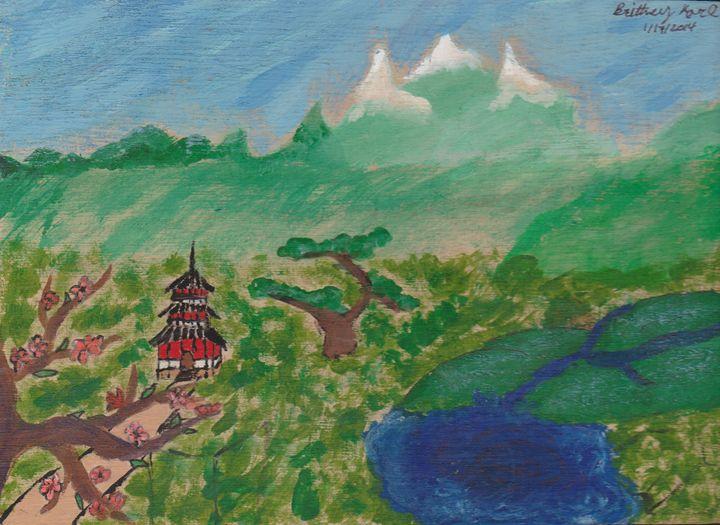 The hidden lands - Karl art