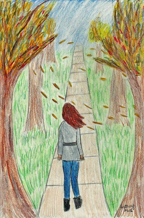 Autumn breeze - Karl art