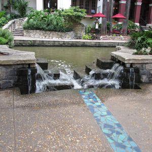 Boardwalk Fountain