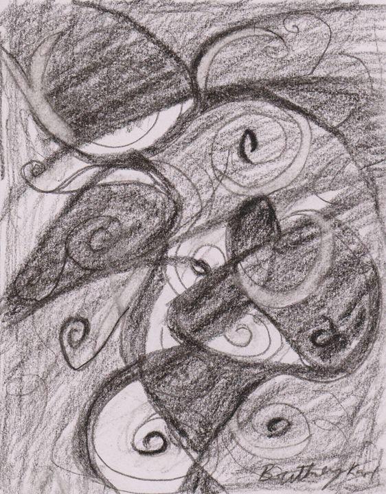 plaza of swirls - Karl art
