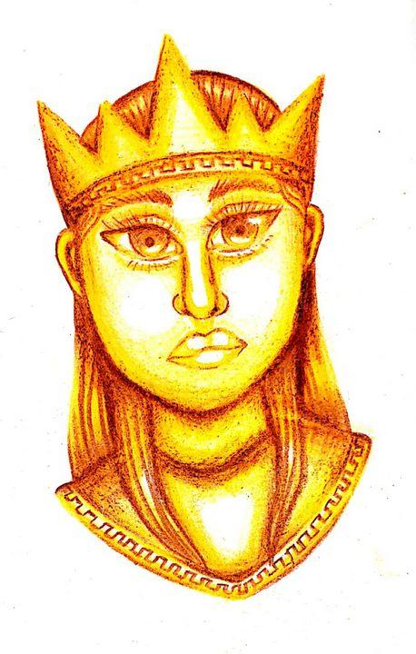golden girl - Griffuri