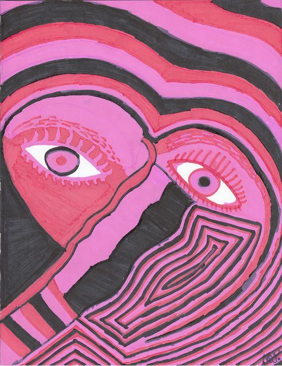 Abstract Piece 7 - Meghan Yardas
