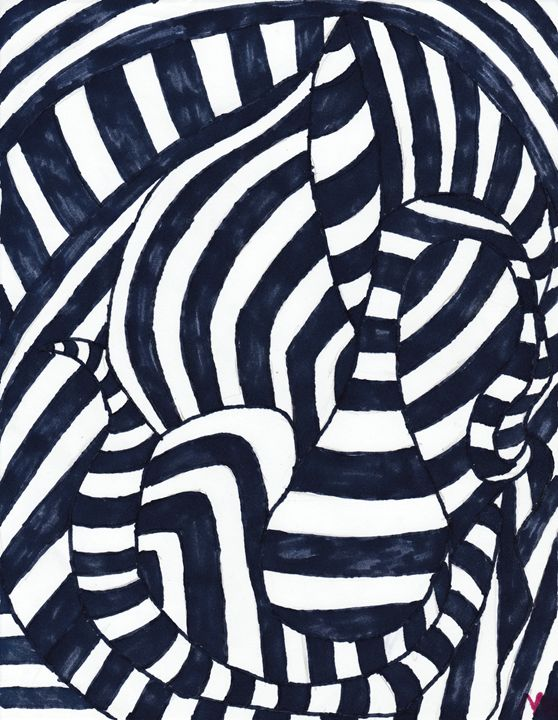 Abstract Piece 10 - Meghan Yardas