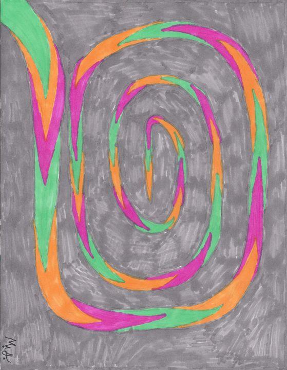 Abstract Piece 3 - Meghan Yardas