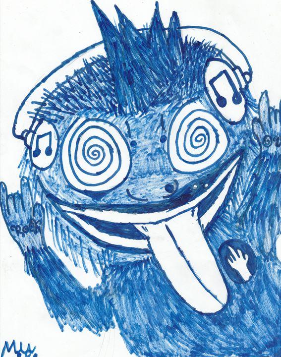 Punk Rock Goblin - Meghan Yardas
