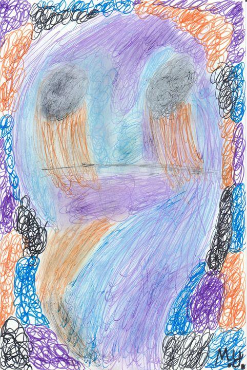 Abstract Piece 23 - Meghan Yardas