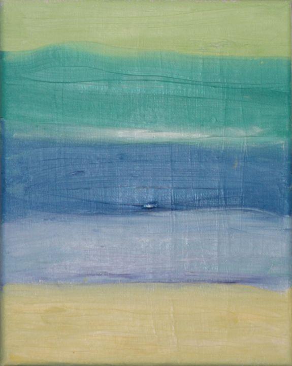 Read Between the Lines - Paintings by Liz