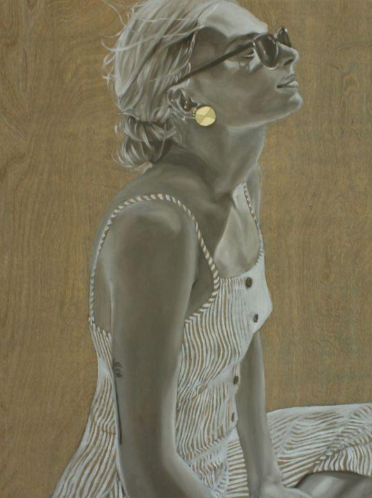 Morning Sun - Simone Scholes Art