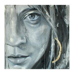 Sasha - Simone Scholes Art