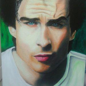 Ian Somerhalder portrait