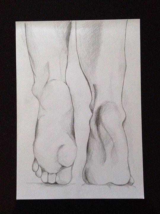 Soles - Fine art by Emma