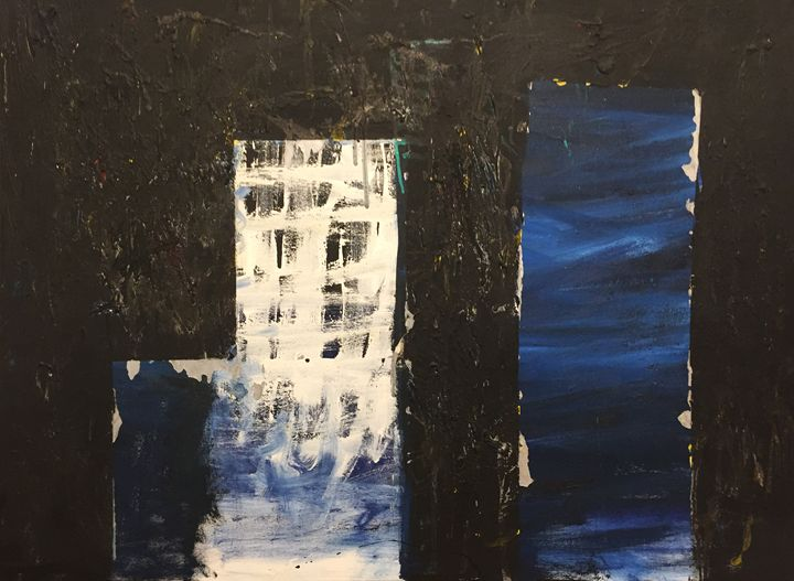 Epiphany of Emptiness (Blue) - Temple