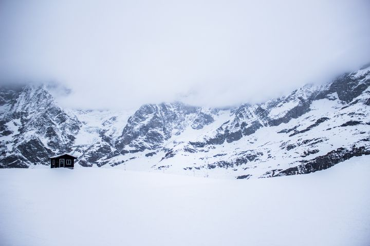 Solitary Alps - JP Kloess