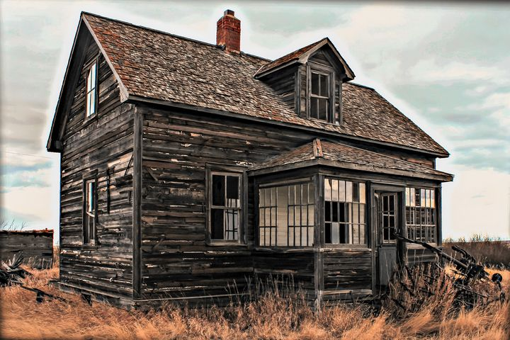 Abandoned. - Captured by Kat Photography