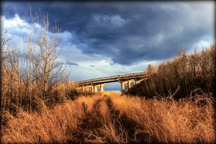 Totzke bridge. - Captured by Kat Photography