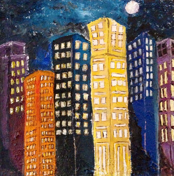 Skyscraper - Terys Art