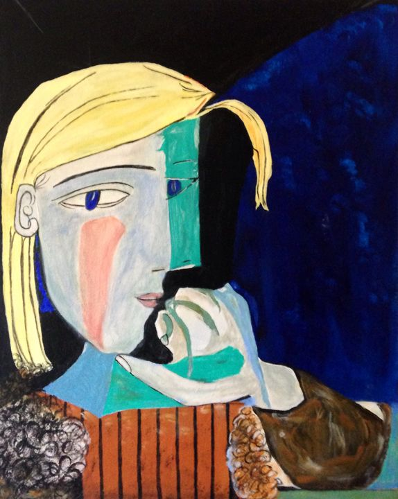 My Picasso Reproduction - Terys Art