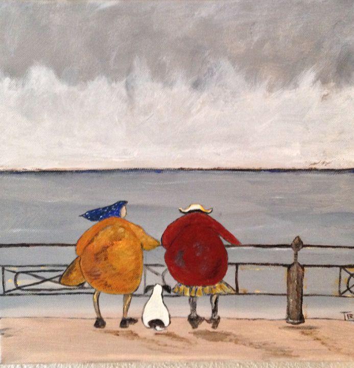 Ocean View - Terys Art