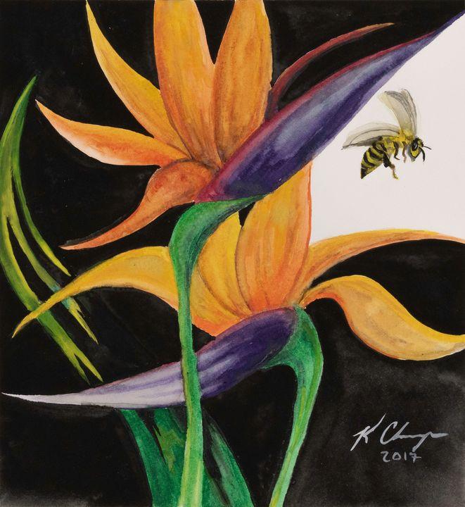Bird of Paradise - Kurt Champe