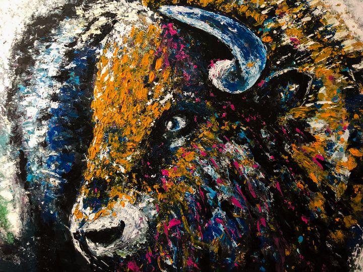 Wander Bull - Rudinarts.com