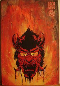 Tengu Hellfire