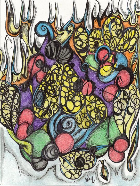Master of Flies - Anthony Garcia