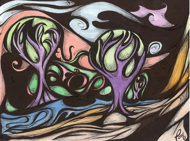 The Trees of Life - Anthony Garcia