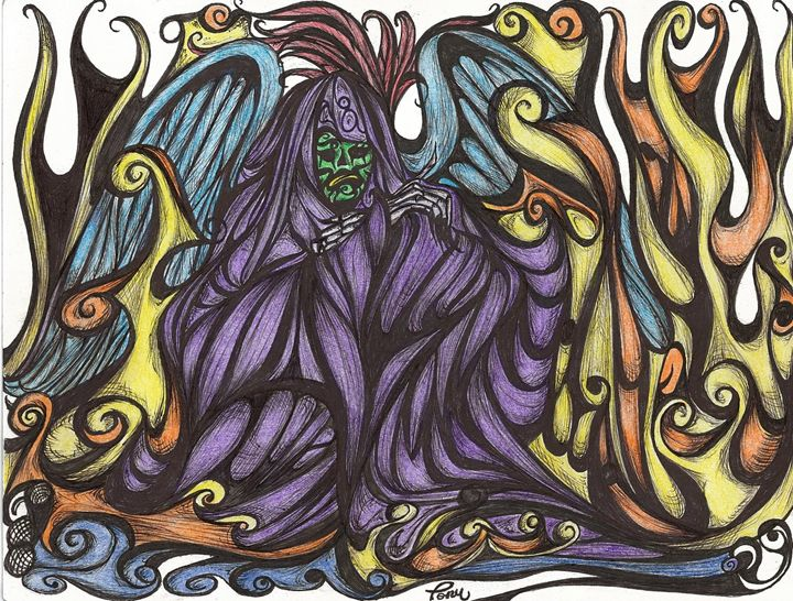 Abaddon: The King of the Abyss - Anthony Garcia