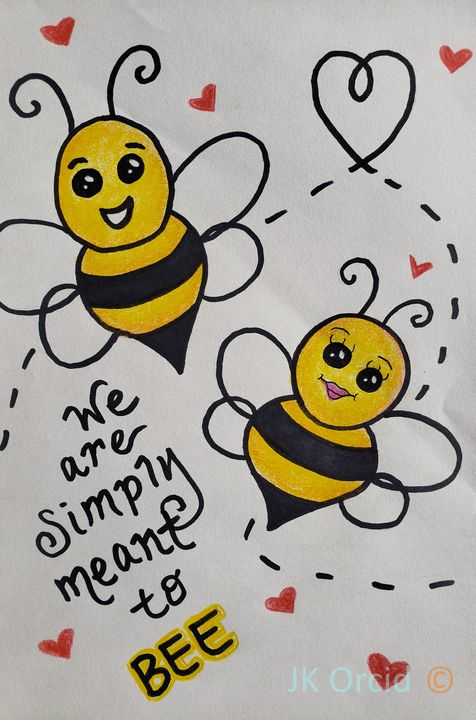 Bee - JK Massaro